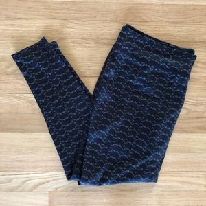 🌿 Mossimo XXL Leggings Athletic Pants Geometric